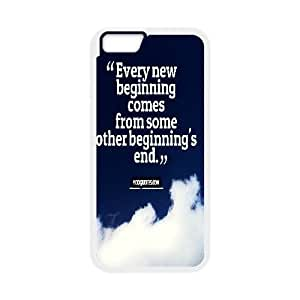 "every end is a new beginning iPhone6S 4.7"" Cover Case, Cheap iPhone6S 4.7"" Cover"