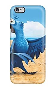 Premium Blu In Rio Back Cover Snap On Case For Iphone 6 Plus