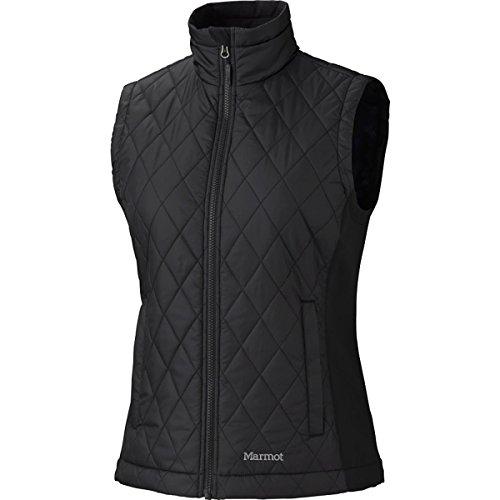 Marmot Kitzbuhel Black S Womens Vest by Marmot