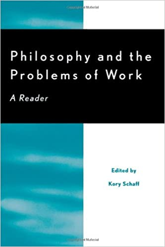 Amazon.com: Philosophy and the Problems of Work: A Reader ...