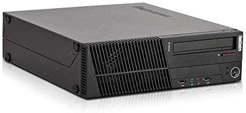 Lenovo ThinkCentre M92p Business Desktop Computer – Intel Core i7 Up to 3.9GHz, 16GB RAM, 480GB SSD, Windows 10 Pro Renewed