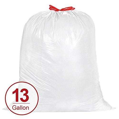 Recycling Trash Bags Kitchen Drawstring Garbage