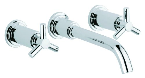 grohe-20387000-220mm-3-hole-basin-mixer-tap-with-ypsilon-handle-chrome