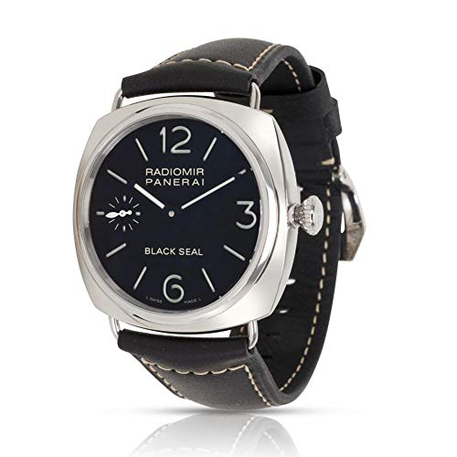 Panerai Radiomir Automatic-self-Wind Male Watch PAM00183 (Certified Pre-Owned)