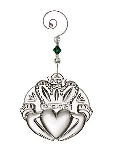2015 Waterford Annual Irish Claddagh Crystal Christmas - Waterford Outlets Crystal