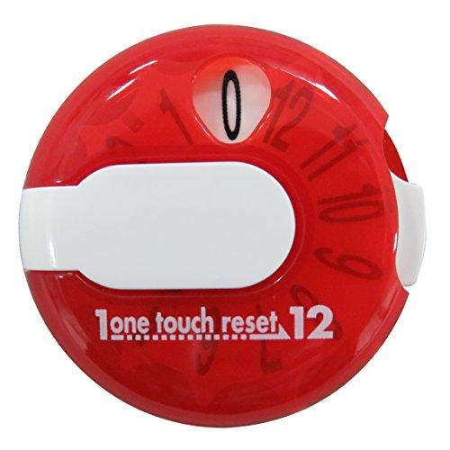 - Daiya Golf Score Counter/Red