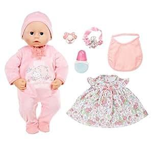Amazon Com Zapf Creation 64467 Baby Chloe Doll Amp Playset
