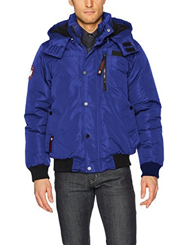 Canada Weather Gear uomo cappotto piumino per outerwear