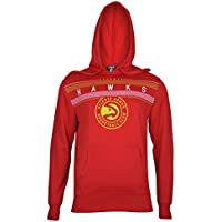 fan products of UNK NBA Men's Fleece Hoodie Pullover Sweatshirt Poly Midtown, Team Logo Color