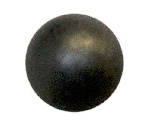 B.C. Upholstery Decorative Nails - CS No. 7100-BLM 1/2 - Black Lacquer Matte - 7/16 D x 1/2 L (200 Count)