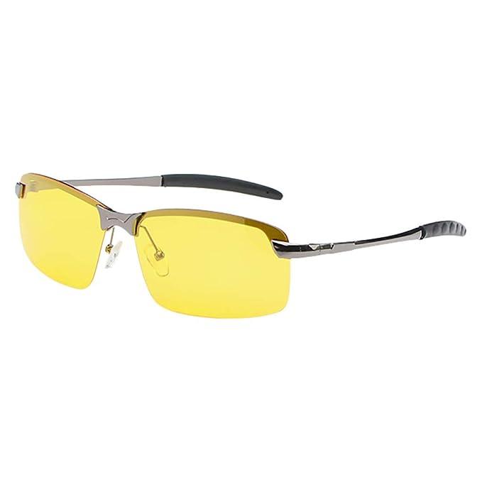 Gafas de Sol con Clip Cebbay Deporte Gafas de HD Visión para ...