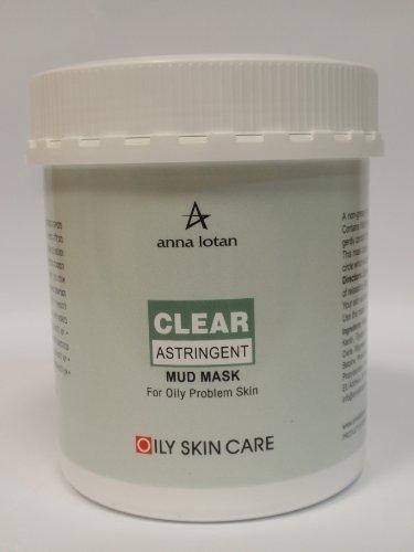 Anna Lotan Clear Astringent Mud Mask 625ml 21.15fl.oz