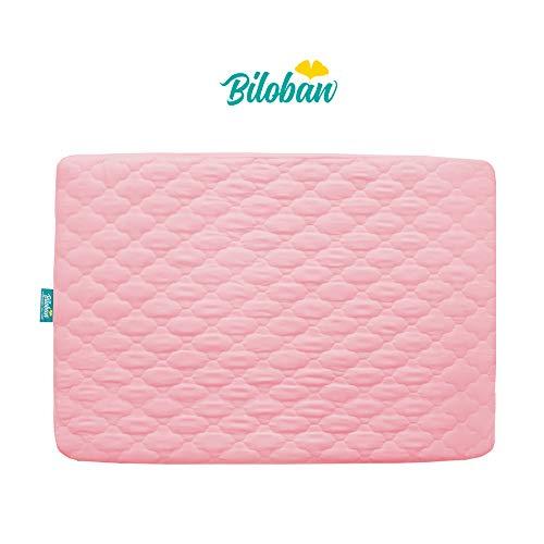 Pack n Play Mattress Pad Cover, Ultra Soft Waterproof Playard Sheet|Mini Crib Sheet Quilted 39