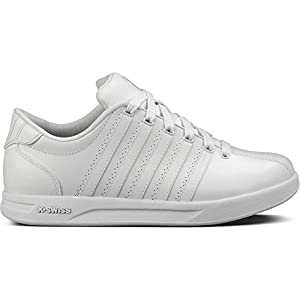 K-Swiss Court Pro CMF Mens Sneakers White 9