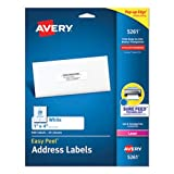 "Best Avery peel - Avery Easy Peel Address Label - 1"" Width Review"