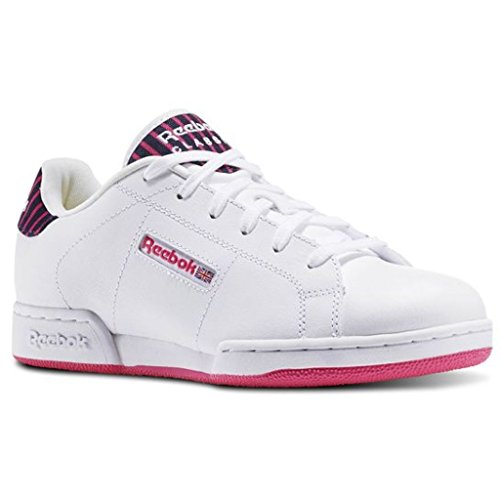 Reebok Femme Chaussures / Baskets NPC II Stripe Blanc