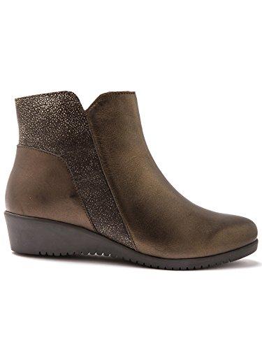 Pediconfort Bicolore mordore Boots Marron Pédiconfort® B0CwTqrBnF
