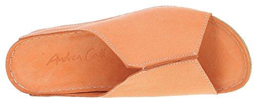 Andrea Conti 0027423, Women's Clogs And Mules Orange