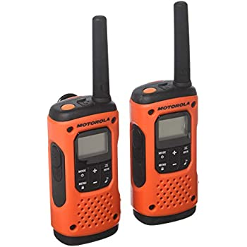 Motorola Talkabout T600 H2O Walkie Talkie 4 Pack Set Two Way Radios Waterproof