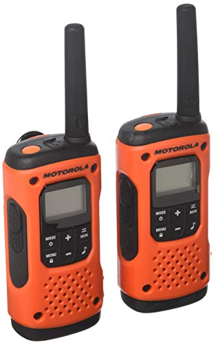 Motorola Solutions Talkabout T503 H2O Waterproof Floating Two-Way Radios 2 in a Pack