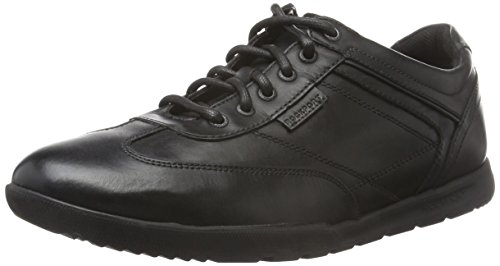 Rockport Herren Ip T-Toe Derby Schwarz (Black)