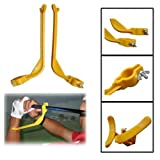 Craftsman Golf Golf Swing Trainer Practice Guide Gesture Alignment Tool Training Aid