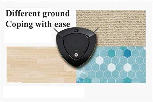 8bayfa Recharge Automatique de Nettoyage Robot de Balayage Ultra-Mince entièrement Automatique for Cheveux Pet Hard Floor