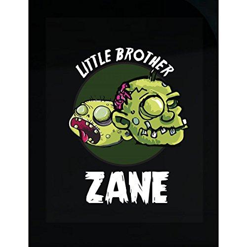 Costumes Zane (Halloween Costume Zane Little Brother Funny Boys Personalized Gift - Sticker)