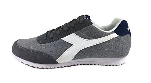 Uomo Jog Diadora 1578 Grigio Light Scarpe DIADORA Sneaker Man by C Casual pERnq0x