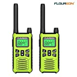FLOUREON Walkies Talkies for Kid Toy Walkies Talky 22 Channel Two Way Radios