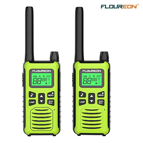Looking for a walkie talkies yellow floureon? Have a look at this 2019 guide!