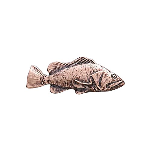 Cuivre ~ yelloweye Snapper ~ Pin's (épinglette/Broche ~ sc066