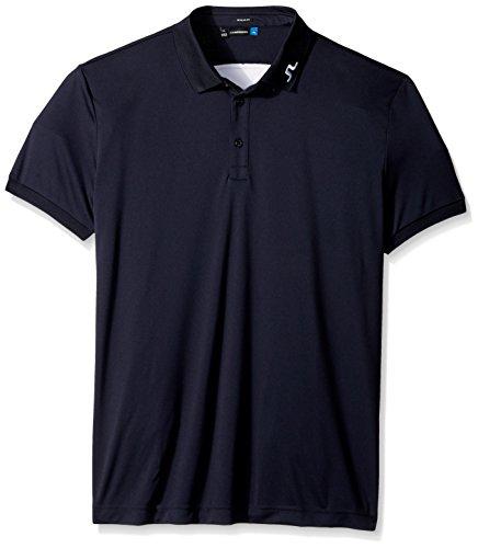 Jリンドバーグ KV レギュラー TX ジャージー 半袖ポロシャツ