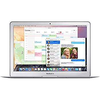 Apple MacBook Air MJVE2LL/A 13-inch Laptop (1.6GHz Core i5,4GB RAM,128GB SSD)