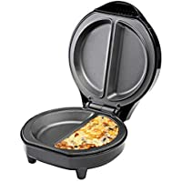 Global Gourmet Omelette Maker | Electric Egg Cooker Makes Omelettes, Fried, Poached & Scrambled Eggs | Non-Stick Pan & Cool Touch Handle | 700W