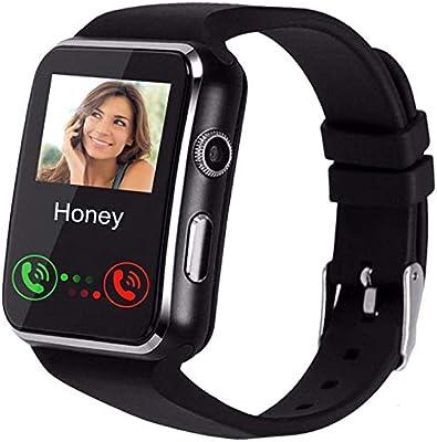 SEPVER Smart Watches SN08 (Black)
