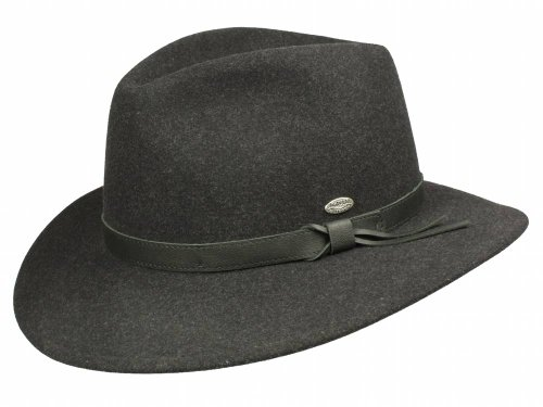 Sombrero Mayser Gris Traveller Para Hombre Marvin HxAcxz