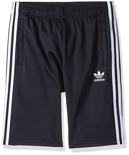 Adidas Stripes Originals 3 Shorts Boys' M Black white Big IzIrnqFg