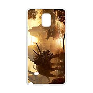 Sunset Creative Creative Dinosaurs Hot Seller High Quality Case Cove For Samsung Galaxy Note4