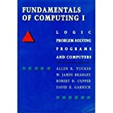 img - for 001: Fundamentals of Computing: Logic Problem Solving Programs and Computers (McGraw-Hill computer science series) book / textbook / text book