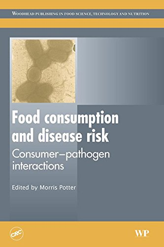 Food Consumption and Disease Risk: Consumer-Pathogen Interactions (Woodhead Publishing Series in Food Science, Technology and...