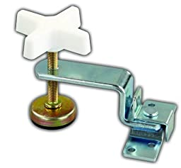 JR Products 20795 Zinc Extended Fold-Out Bunk Clamp