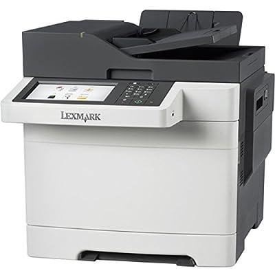 Lexmark CS510DE Laser Printer - Color - 2400 x 600 dpi Print - Plain Paper Print - Desktop - TAA Compliant - Copier/Fax/Printer/Scanner - 40 ppm Mono/32 ppm Color Print - 1200 x 1200 dpi Print - 32 cpm Mono/32 cpm Color Copy - Touchscreen - 1200 dpi Optic