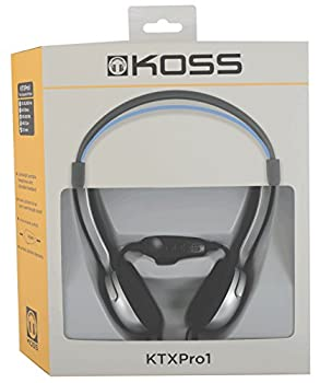 Koss Ktxpro1 Titanium Portable Headphones With Volume Control 4
