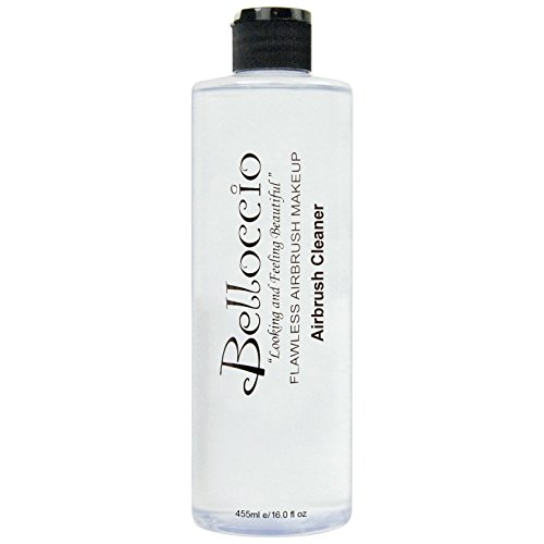 16 Ounce Bottle of Belloccio's Make Up Airbrush Cleaner (#AC-16)
