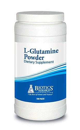 L-Glutamine Powder (500 g) - Biotics Research