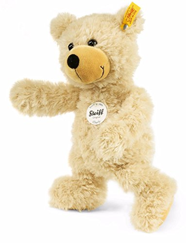New Home Steiff Cuddly Soft Beige Plush Charly Dangling Teddy Bear 30cm - Charly Dangling Teddy