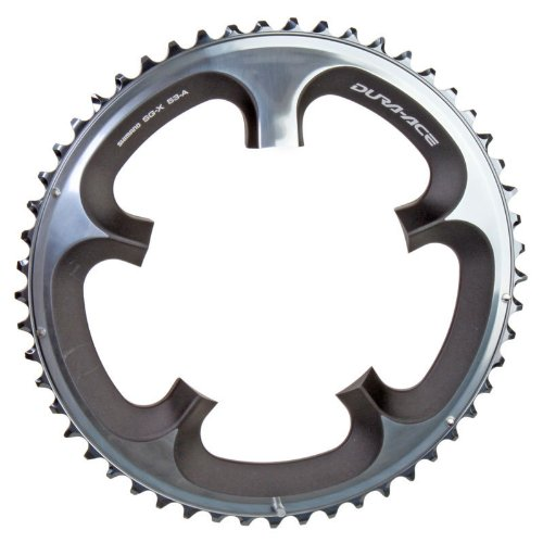 Shimano DuraAce-7900 2x10sp chainring, 130BCD - 53t (A) by Shimano