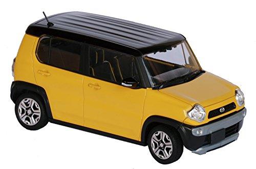フジミ模型 1/24 車NEXTシリーズ No.4EX-1 マツダ フレアクロスオーバー(アクティブイエロー) 色分け済み プラモデル 車NX4EX-1