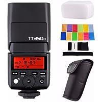 Godox TT350N 2.4G HSS 1/8000s TTL GN36 Wireless Speedlite Flash for Nikon DSLR D810 D800 D750 D700 D610 D7100 D5200 D90 and Mirrorless Digital Camera